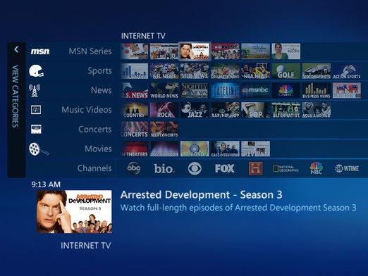How to connect Internet TV?