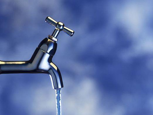 What should be hot water?