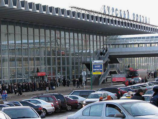 How to get from Sheremetyevo to Kursk railway station?