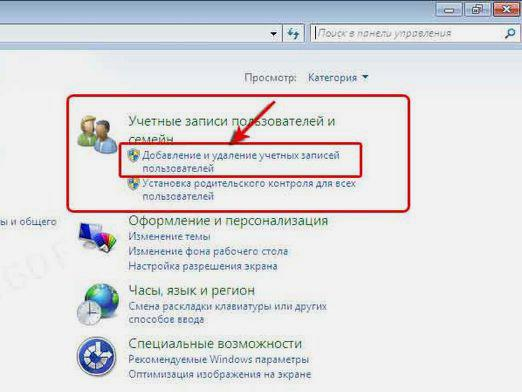 How to create a user in Windows?