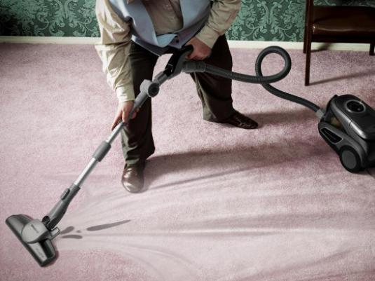 How does washing a vacuum cleaner?