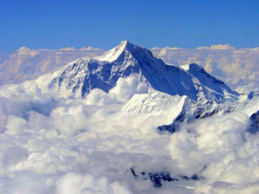 What are the high mountains called?