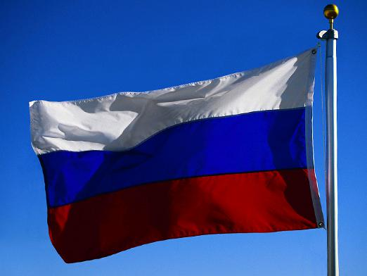 What does the flag of Russia mean?
