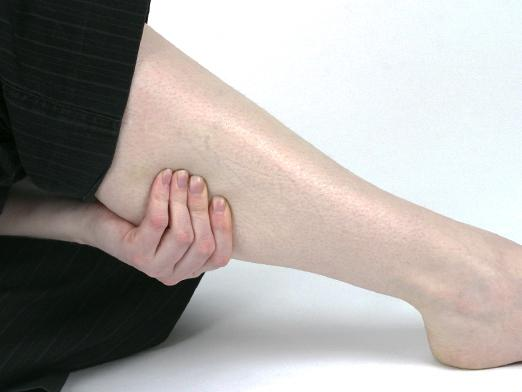 How to lose weight in the calves?