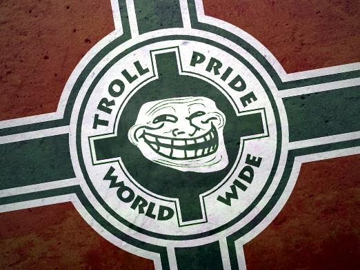 What does troll mean?