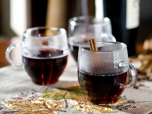 How to cook mulled wine?