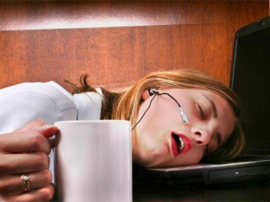 How not to fall asleep at night?