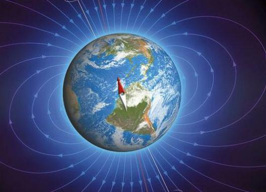 What is the speed of the earth?