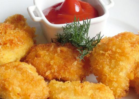 How to cook nuggets?
