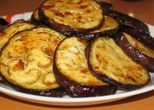 How to cook eggplant with garlic?