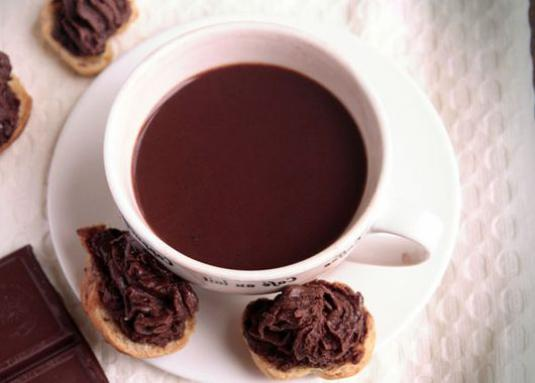 How to make hot chocolate?