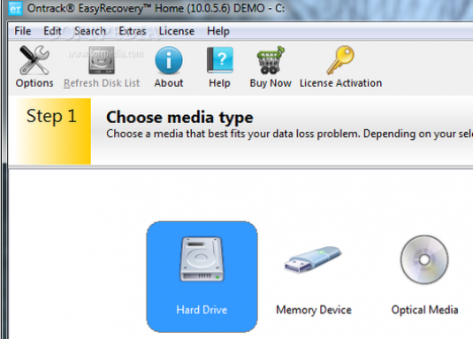 How to recover a folder?