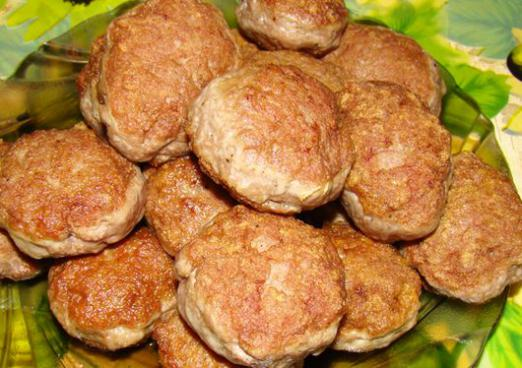 How to cook minced meat patties?