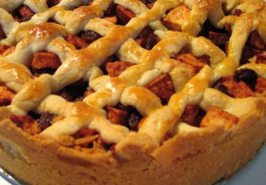 How to make apple pie?