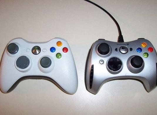 How to connect a gamepad to xbox 360?