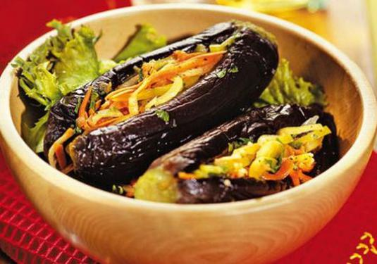 What can be cooked from eggplant?