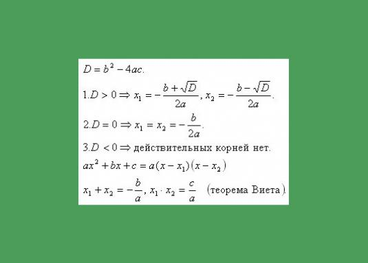 How to solve a biquadratic equation?