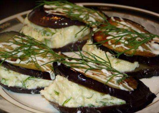 How to cook delicious eggplant?