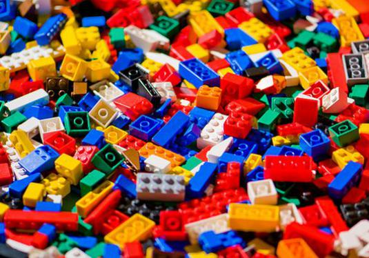 What is Lego made of?