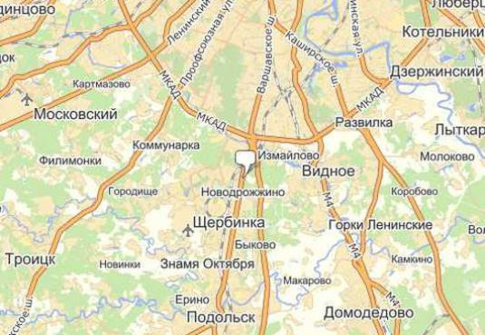 How to get to Butovo?