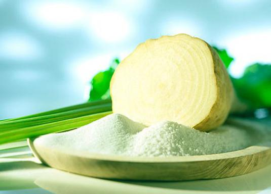 What is sugar made from?