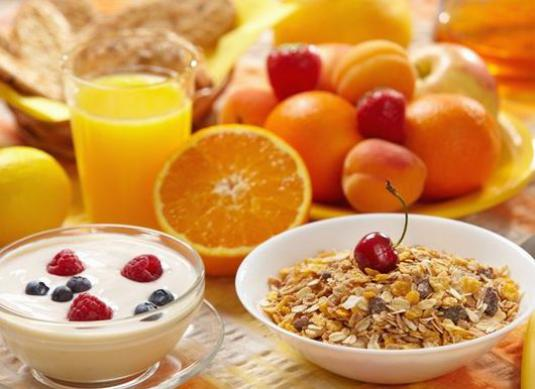 What is breakfast good for?
