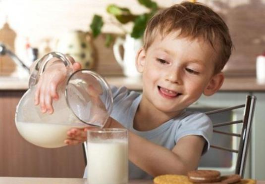 What is useful goat milk?