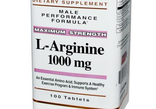 How to take arginine?
