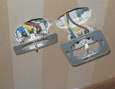 What sockets to put and where