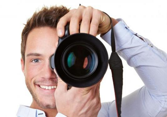 How to professionally photograph?