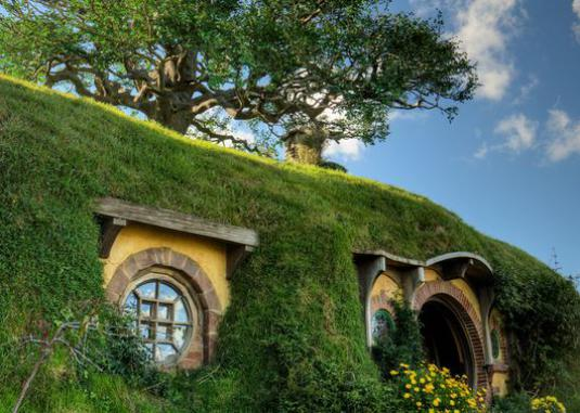 "Where was the ""Lord of the Rings"" filmed?"