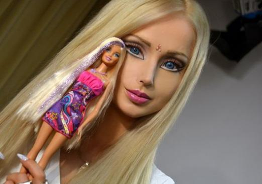 How to become Barbie?