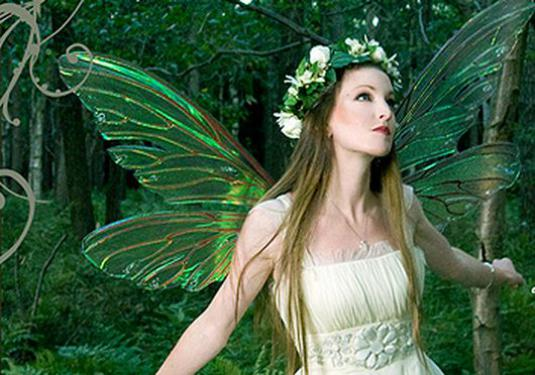 How to become a fairy in life?