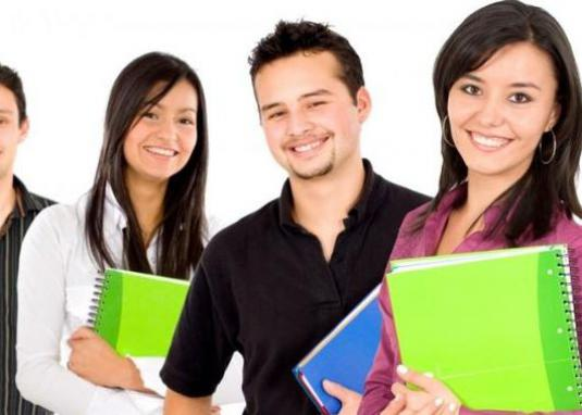 How to become a student?