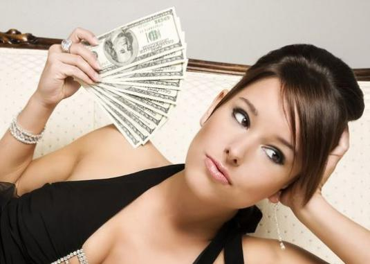 How to become a rich woman?