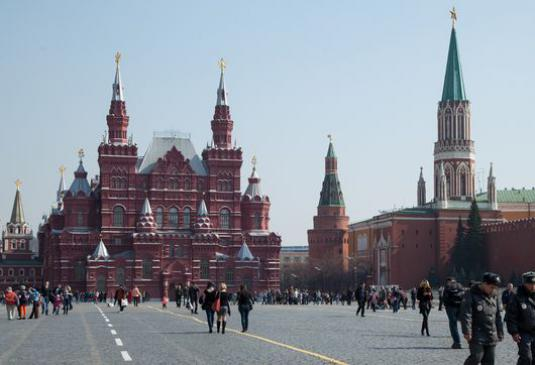 Why was Red Square called Red?