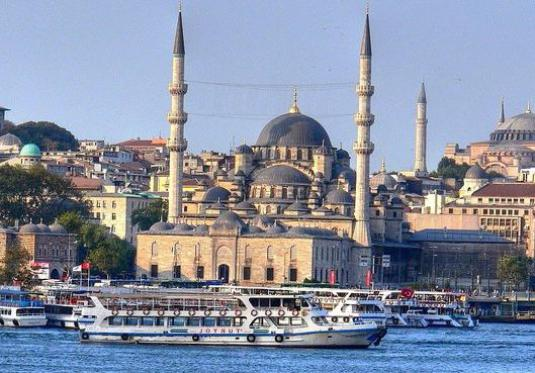 Where is Istanbul located?