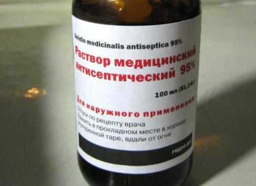 What is an antiseptic?