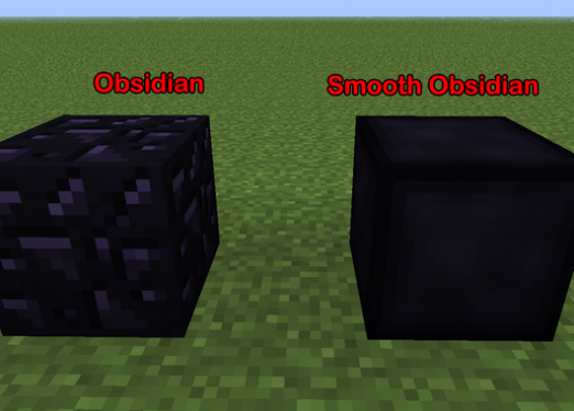How to make obsidian in Minecraft?