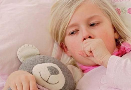 How to calm a cough in a child?