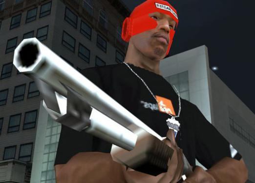 Where to find weapons in the GTA?