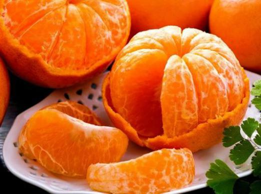 Can tangerines be pregnant?