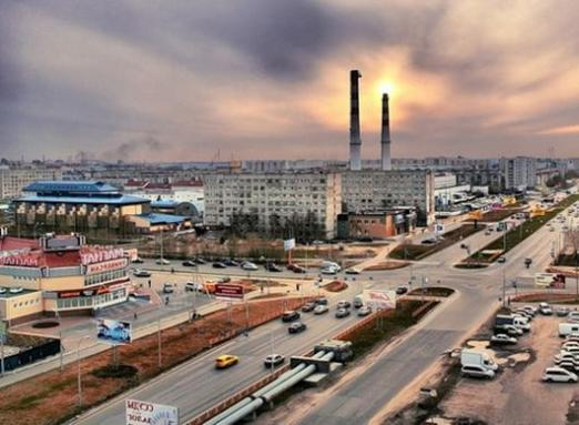 How to get to Surgut?