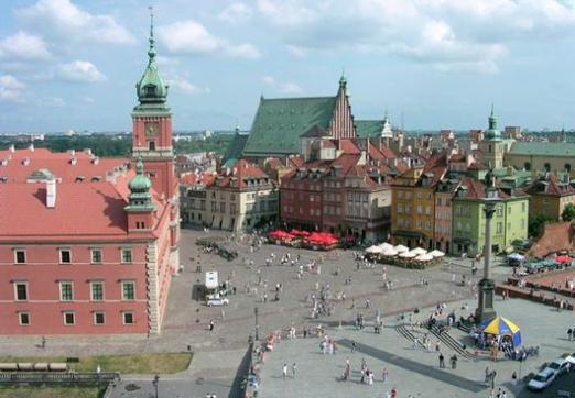 How to get to Warsaw?