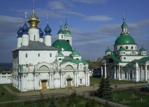 What is known for Rostov?