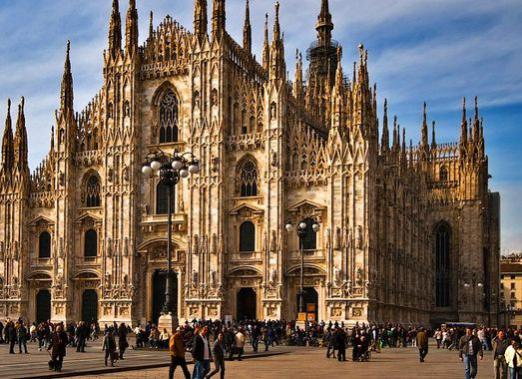 How to get to Milan?