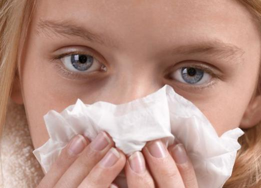 How to treat green snot?
