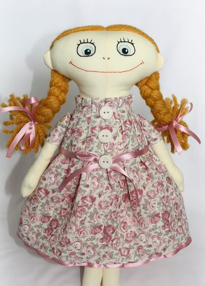 dress for a doll