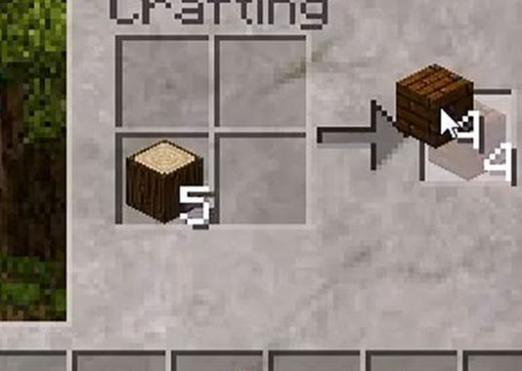 How to make boards in Minecraft?