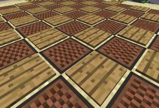 How to make a floor in Minecraft?